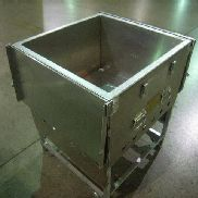 "7ea Delta Industries Inc.mdl KL1FF,Tray Pack Tank Assembly,Aluminum Frame,Height-29.125"",Width-24.000"""