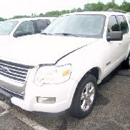 2004 Ford Explorer VIN: 1FMEU73E08UA85383 Meter indicates 87,376 miles. Powered by a 4.0 L engine, 4 Wheel drive, equi