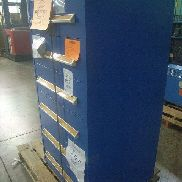 "2ea Shop Service & Trade Components to include: 6 Drawer Empty Toolbox, 28"" x 30"" x 59"" Magnetic; Miller Syncrowave 300"