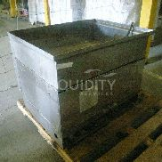"Gold Metal 0099NS Gas funnel cake fryer. Outside use only. BTU/HR: 96000lbs. 96000 NAT. Estimated dimensions: 32"" X 27"""