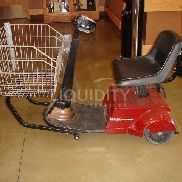 2011 Amigo Smart Shopper Motorized Handicapped Cart, SN: AMI0149709. Used To Help Disable People Get Around Easier. Esti