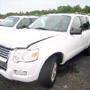 2010 Ford Explorer VIN: 1FMEU7DE0AUA53957 Meter indicates 91,330 miles. Powered by a 4.0 L engine, 4 Wheel drive, equi