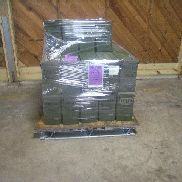 "24 each (approx.) Ammo can M548, with lids, 18""x8""x 14"", on pallet . GL will provide tailgate loading"