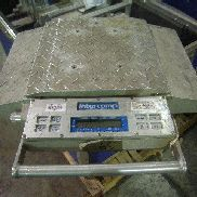 6ea Intercomp Mdl PT300 Wheel Load Weigher, 20,000 x 10Lbs 10,000 x 5kg, w/cords unable to test, Non Magnetic