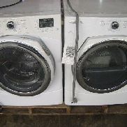 2 EA Laundry machines to include (1) Whirlpool WED9371YWD dryer SN: M23704159, 120/208 volt, 23 amps, 60 Hz, 3 or 4 wire