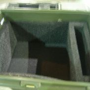 "32ea Hardigg Cases Co.Shipping Cases,Outer Dimensions are25.00x19.00x17.19"" used and nonmagnetic"