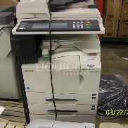 2006 Kyocera KM-5035 Digital Copier, SN: L3055897. Used to make multiple copies. Hard drive has been removed. Estimated