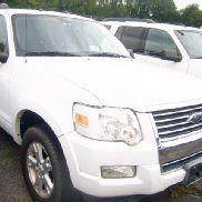 2010 Ford Explorer VIN: 1FMEU7DE5AUA84539 Meter indicates 114,222 miles. Powered by a 4.0 L engine, 4 Wheel drive, equ