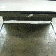 "5 EA desks to include (1) measuring 30"" x 68"" x 30"", with a slide out drawer; (1) measuring 18"" x 66"" x 30"", with 2 stor"