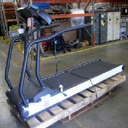 Full Vision Inc. TMX425CP Trackmaster treadmill SN: FV-10866. 110/115 volt, 18 amps, 60 Hz. Unable to test, working co