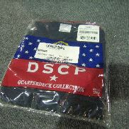 1152ea(Apprx) Campbellsville Apparel Company Crew Neck Man's Undershirt, Navy, Cotton, XXLarge. Unused.