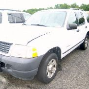2004 Ford Explorer VIN: 1FMZU72K04UB26114. Meter indicates 93,152 miles. Powered by a 4.0 L engine, 4 Wheel drive, equ