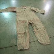 40ea(Apprx) Carter Industries Inc, Flyer's Coveralls, 52R, Tan, Unused.