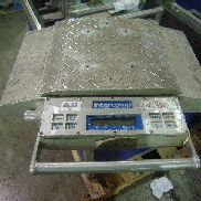 6ea Intercomp Mdl PT300 Wheel Load Weigher, 20,000 x 10Lbs 10,000 x 5kg, w/cords unable to test, Non Magnetic6ea Interco
