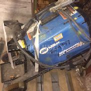 1 ea., Miller Millermatic 211 MIG Welder with Auto-Set (907422); 1 ea., MILLER 770187 Universal Welder Cart. 120/230 vac