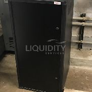 Black PA System Cabinet Used To Hold The PA Equipment. Estimated Weight: 40 Lbs. This Lot Is Being Sold As-Is, Where-Is