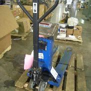 2ea Pallets Jack,1ea mdl M-27X48,Pallet jack Capacity 5500lbs,1ea Rhewa 83 Plus Capacity 4400lbs used condition
