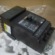 23ea Schneider Electric USA Inc., Mdl PowerPact HG 150 Square D Circuit Breaker, P/N HGA36150, 220/600 Volts, 50/60 Hz,
