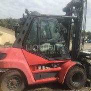 2012 Linde H70D 15,000lb Lift Capacity Forklift. Approximately 17,053 Hours. Serial Number: H2X396C01247. Unit is not op