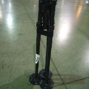 4ea Camera Tripods To Include: 3ea Blue Sky Mast, 43 Inches Tall, Camera Tripod, 1ea Unknown Manufacturer, Camera Tripod