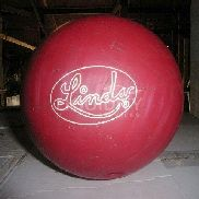 80 Ea. (approx.) Linds bowling Balls. To include 8lbs., 10lbs., 12lbs. 4 per box. Other Mfg. sizes and weights may be in