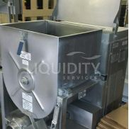 2013 Hollymatic Mixer Grinder, SN: 6675. Used To Mix Meat Thoroughly For Further Preparation. Estimated Weight: 400 Lbs