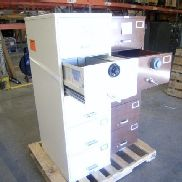 2 each five drawer file safes, (1) Mosler SFC-5, (1) Hamilton C6-2, 1 has a digital combo and 1 has an analog combo, bot