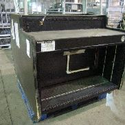 Southern Store Fixtures Inc.mdl PSSC-4,Refrigeration Equipment,Volts 208-230 3w,Ph-1,Hz-60,Fans 1.4A used condition