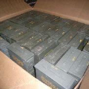 "200ea(Apprx) Ammo Can, 10"" L x 3.5"" W x 7"" H"