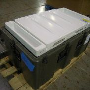 AcuTemp A C Safe Brand .mdl AX56L,Mobile Refrigerator/Freezer,100-240Vac,50/60 Hz,120W,12/24 vdc used