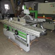 Format circular saw table milling combines fields