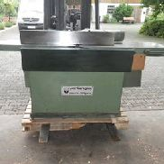 Thicknesser machine Vertongen