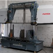 Double column band saw Durma 1100