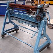 3 roll mill press brake