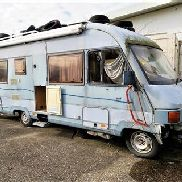 Motorhome Fiat Ducato Special Motorhome Motorhome up to 2,8t