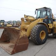 Caterpillar 966G Full-Sterring