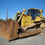 Caterpillar D6R XL Series II with Ripper