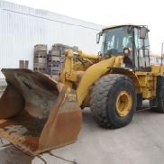 Caterpillar 966H Full-Sterring