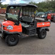 KUBOTA RTV900 MW UTILITY VEHICLE