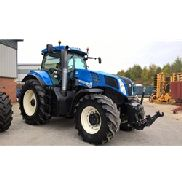New Holland T8.300 Ultra Command