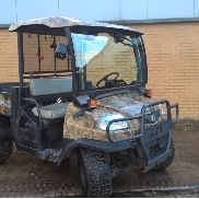 KUBOTA RTV 900 UTILITY VEHICLE