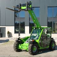 Telehandler rigidement