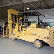 CAT CUSHION TIRE FORKLIFT MODELL T300