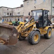 Wheel Loader Cat 906 H2