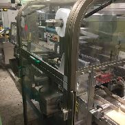 Multipack (Marchesini) FA04/S bundling and stretch banding machine