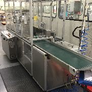 Neri ETA 400S vignette labeller for cartons and similar objects