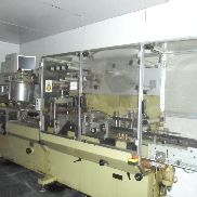 Farcon FP320 blister packing machine for tablets, capsules, etc.