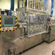 Marchesini MB 430 blister machine for PVC/Alu blisters