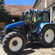 New Holland TS 115 ElectroShift New Holland TS115