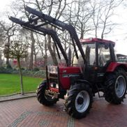 Case-IH Schlepper 745XLA